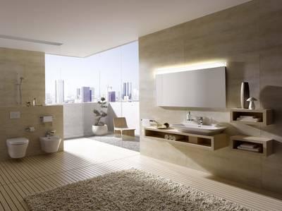 Das Bad Wird Immer Wohnlicher Und Entwickelt Sich Mehr Und Mehr Zum  Mittelpunkt Für Entspannung, Fitness, Wellness Und Kommunikation.