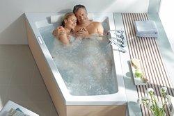 wellness im bad. Black Bedroom Furniture Sets. Home Design Ideas