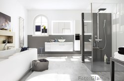 badezimmer dusche. Black Bedroom Furniture Sets. Home Design Ideas