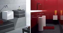 g ste wc klein gestalten raum und m beldesign inspiration. Black Bedroom Furniture Sets. Home Design Ideas