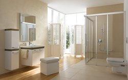 eine barrierefreie dusche vereint design und komfort eine ebenerdige. Black Bedroom Furniture Sets. Home Design Ideas