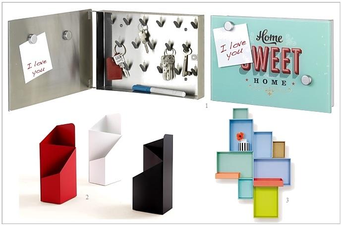 ordnung in der diele fuer schluessel schirme und kleinkram wohnen. Black Bedroom Furniture Sets. Home Design Ideas
