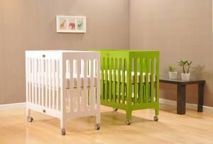 Vom Babybett zum Kinderbett: Designschön und wandelbar