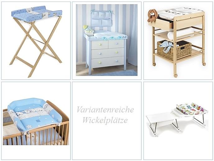 Wickelplatz Wickelkommoden Und Wickelauflagen