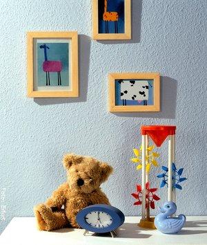 vermeiden sie reiz berflutung bei der kinderzimmergestaltung wohnen. Black Bedroom Furniture Sets. Home Design Ideas