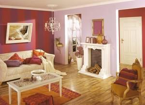 w nde gestalten mit zierleisten wohnen. Black Bedroom Furniture Sets. Home Design Ideas