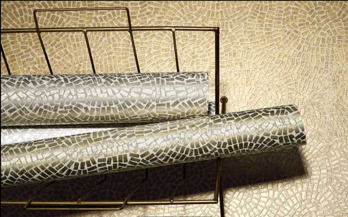Effekte Mit Tapeten : Die neue REFLECTION von Zimmer + Rohde spielt mit außergewöhnlichen