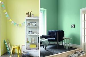 artikel r ume gestalten mit farbe. Black Bedroom Furniture Sets. Home Design Ideas