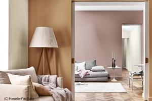 Artikel > Räume gestalten mit Farbe