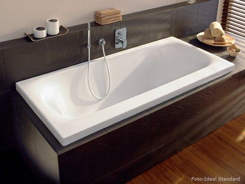 Badewanne einmauern mit ablage  PostaPlan.com = Badewanne Ablage Holz ~ Badewanne Design ...