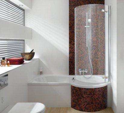kleine badezimmer einrichten: 8 clevere und kreative wege für, Attraktive mobel