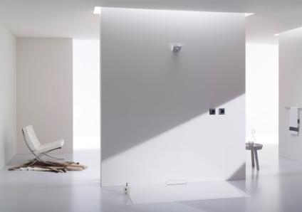 Brause und duschsysteme wellness zuhause wohnen - Dusche mit wandablauf ...