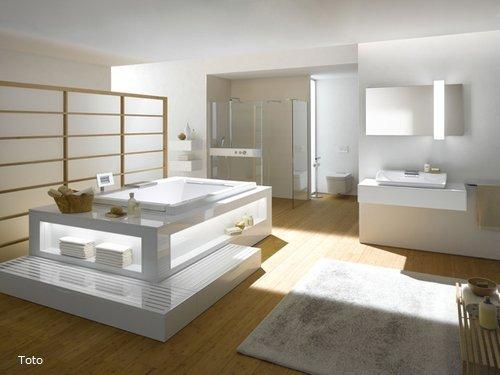Luxusbadezimmer wohnen for Luxus badezimmer modern