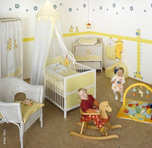 Kinderzimmer gestalten renovieren
