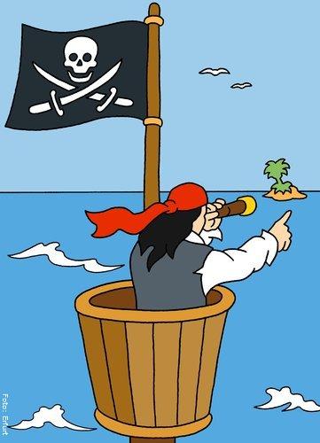 Kinderzimmer Tapeten Piraten : Kinderzimmer gestalten mit Tapeten und Bord?ren > Wohnen
