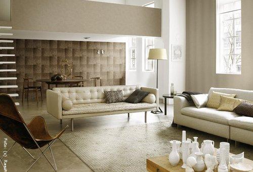 Moderne Tapetenmuster Wohnzimmer moderne tapeten wei umm moebel wohnzimmer design Tapete Wohnzimmer Beige Umm Moebel Modern Dekoo
