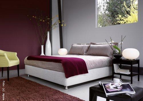 Grau Idee Schlafzimmer