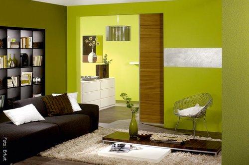 Wandfarbe ideen streifen modernes innenarchitektur f r