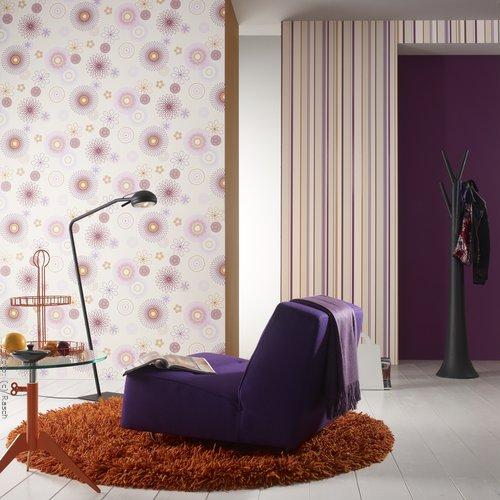 Romantische Tapeten Bord?ren : Romantische Tapeten in zarten Farben und lieblichen Designs > Wohnen
