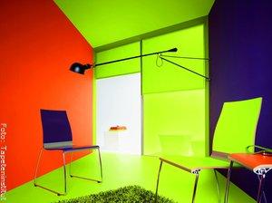 Wandgestaltung for Ideen zur raumgestaltung