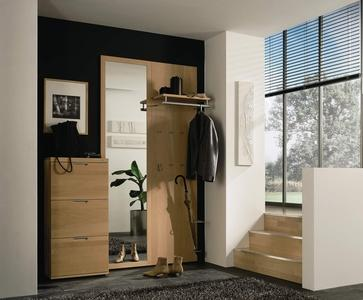 dielen mit viel stauraum. Black Bedroom Furniture Sets. Home Design Ideas